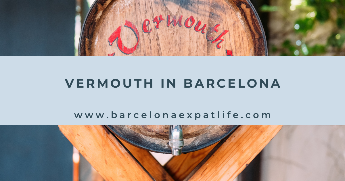 Vermouth in Barcelona